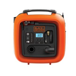 Black and Decker - Kompresor 12V230V - ASI400