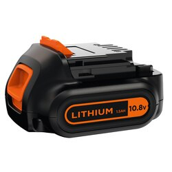 Black and Decker - Akumulator wsuwany LiIon 108V 15Ah - BL1512