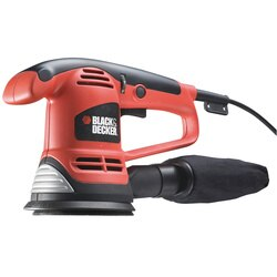 Black and Decker - Szlifierka mimorodowa 480W w kuferku - KA191EK