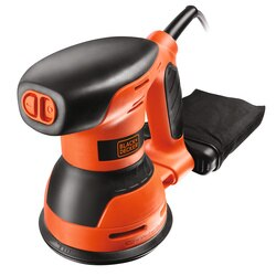 Black and Decker - Szlifierka mimorodowa 260W - KA198