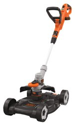 Black and Decker - Akumulatorowa kosiarka ykowa 3 w 1 LiIon 18 V - STC1820CM