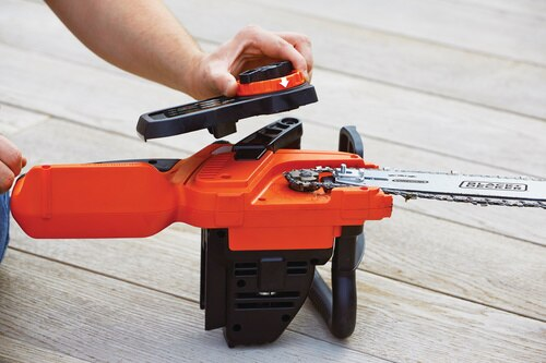 Black And Decker - Akumulatorowa pilarka acuchowa 18V 20Ah - GKC1825L20