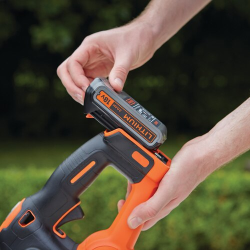 Black and Decker - Noyce do ywopotu 18V20Ah z serii Power Command 45 cm - GTC18452PC