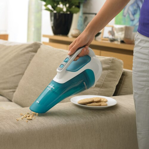 Black and Decker - Odkurzacz 96V Dustbuster mokrosuchy - WD9610N